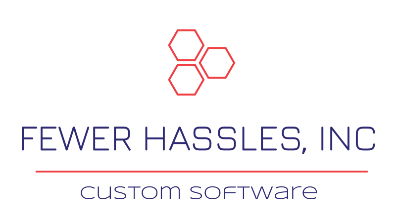 Fewer Hassles, Inc - custom software